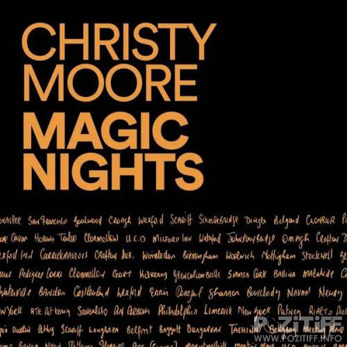 Christy Moore - Magic Nights (2019)