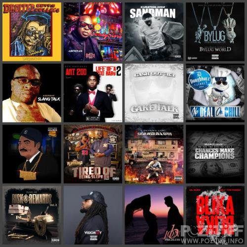 Rap Music Collection Pack 152 (2019)