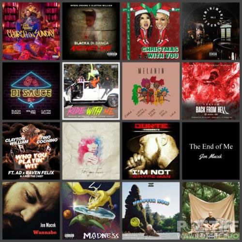 Rap Music Collection Pack 153 (2019)