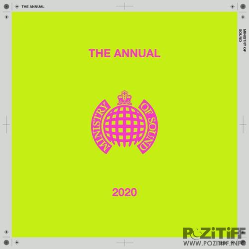 Ministry Of Sound The Annual 2020 (2019)