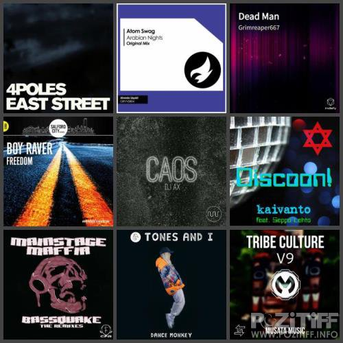 Beatport Music Releases Pack 1574 (2019)