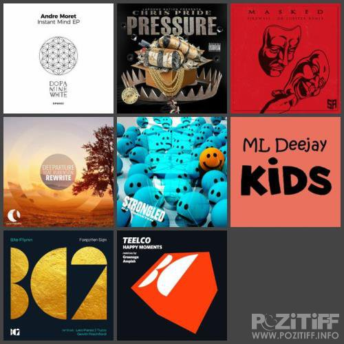 Beatport Music Releases Pack 1575 (2019)