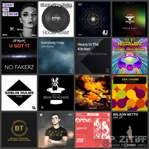Beatport Music Releases Pack 1582 (2019)