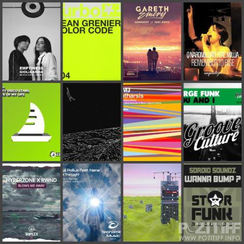 Beatport Music Releases Pack 1586 (2019)