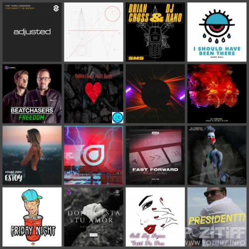 Beatport Music Releases Pack 1606 (2019)