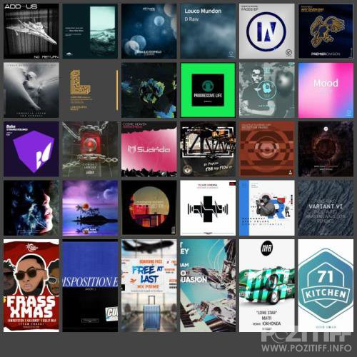 Beatport Music Releases Pack 1608 (2019)