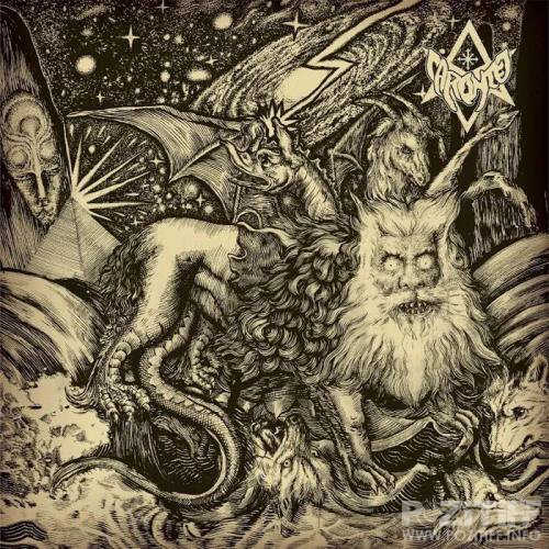 Caronte - Wolves of Thelema (2019)