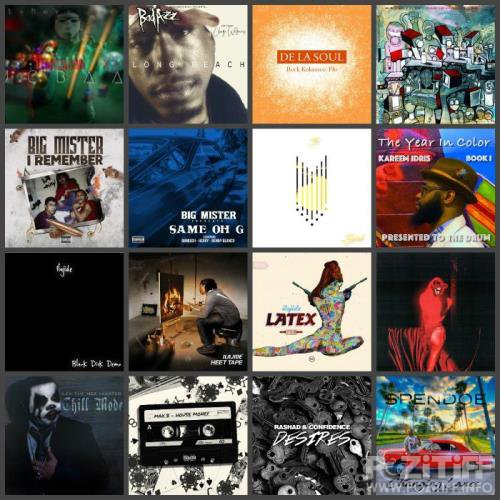 Rap Music Collection Pack 156 (2019)