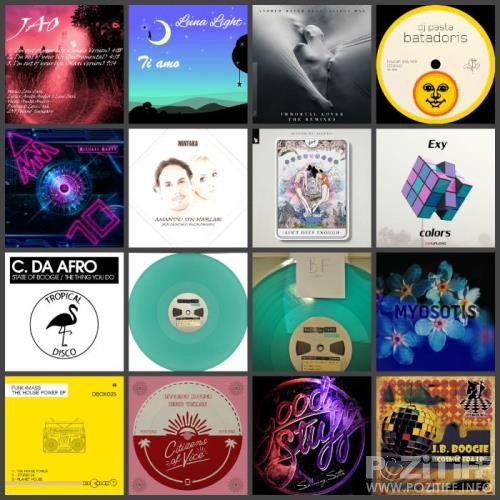 Beatport Music Releases Pack 1610 (2019)