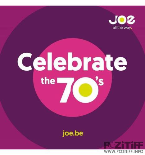 Sony Music - Celebrate The 70's [4CD] (2019)