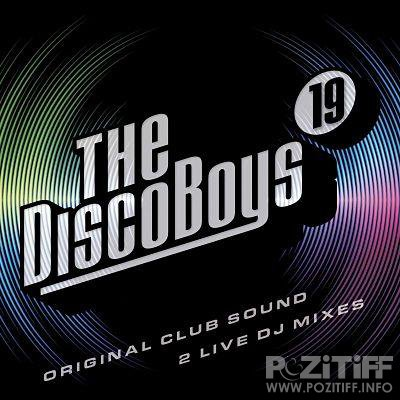 The Disco Boys Vol.19 [2CD] (2019)