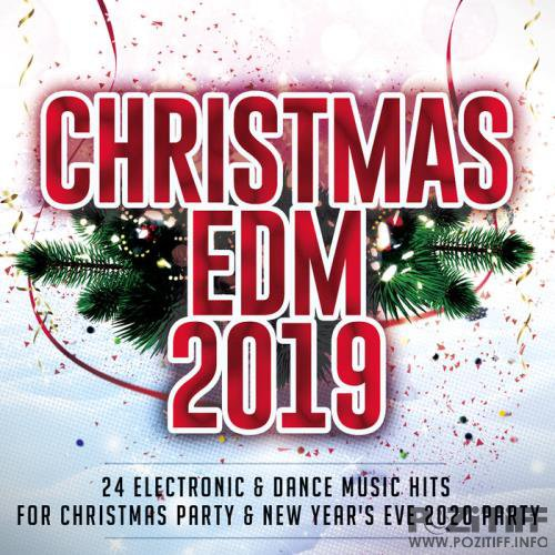 OTR Best Sound - Christmas EDM 2019 (2019)