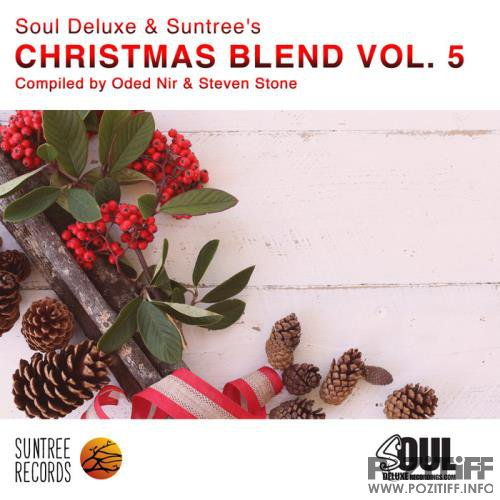 Soul Deluxe & Suntree's Christmas Blend Vol 5 (2019)
