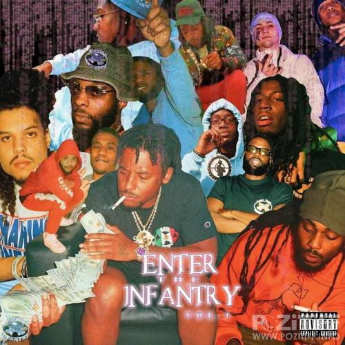 ASAP Ant and Marino Infantry - Enter the Infantry (2019)