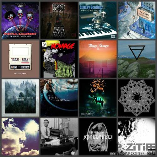 Rap Music Collection Pack 167 (2019)