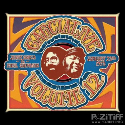 Jerry Garcia & Merl Saunders - GarciaLive Volume 12: January 23rd, 1973 The Boarding House (2019)