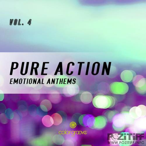 Pure Action, Vol. 4 (Emotional Anthems) (2019)