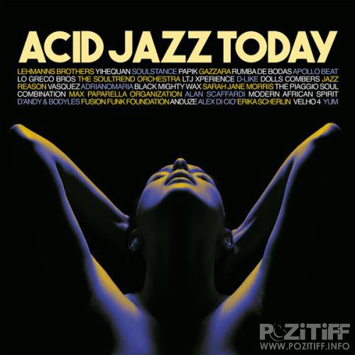 Acid Jazz Today (2019)