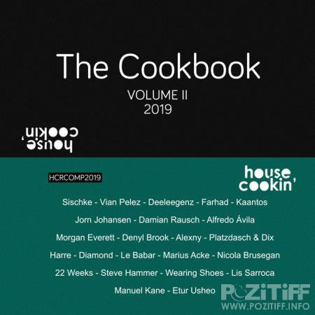 The Cookbook Vol 2 (2020)