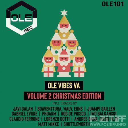 Ole Vibes VA Volume 2 Christmas Edition (2020)