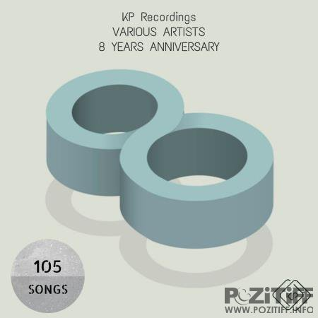 KP Recordings: 8 Years Anniversary (2020)