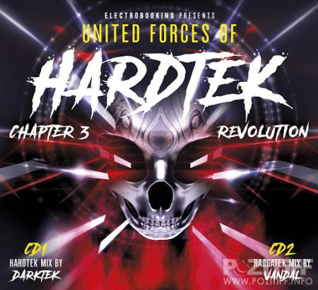 Electrobooking Presents United Forces of Hardtek Chapter 3 (2020)