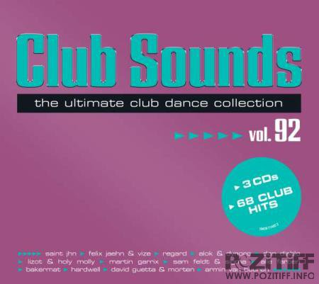 Club Sounds Vol. 92 (2020)