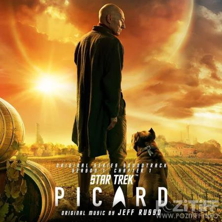 Jeff Russo - Star Trek Picard Season 1 Chapter 1 (Original Series) (2020)