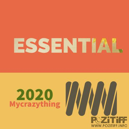 Mycrazything Records - Essential 2020 (2020)