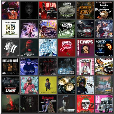 Rap Music Collection Pack 197 (2020)