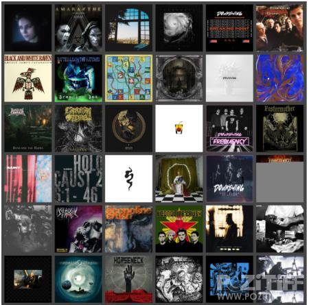 Rock & Metal Music Collection Pack 090 (2020)