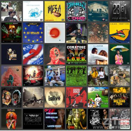 Rap Music Collection Pack 198 (2020)
