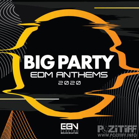 Big Party (EDM Anthems 2020) (2020)