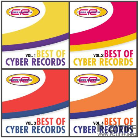 Best Of Cyber Records Vol, 1-4 (2007) FLAC
