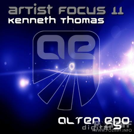 Kenneth Thomas - Artist Focus 11 (2013)