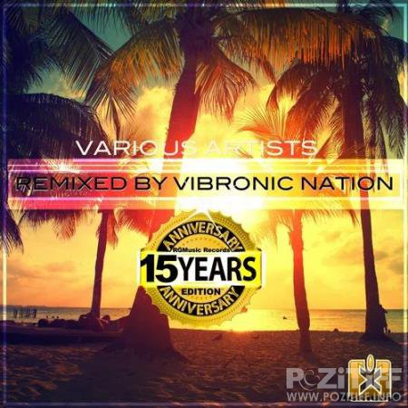 Remixed by Vibronic Nation (RGMusic Records 15 Years Anniversary Edition) (2020)