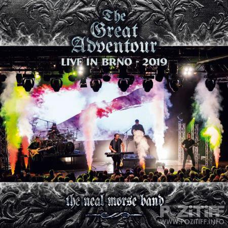 The Neal Morse Band - The Great Adventour (Live in BRNO 2019) (2020)