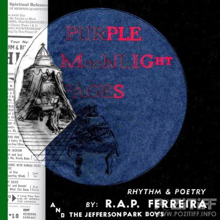 R.A.P. Ferreira - Purple Moonlight Pages (2020)