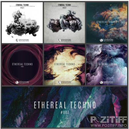 Ethereal Techno. Vol, 001-007 (2015-2019) FLAC