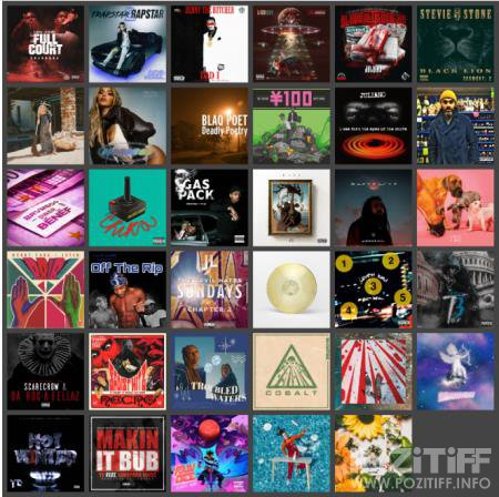 Electronic, Rap, Indie, R&B & Dance Music Collection Pack (2020-03-15)
