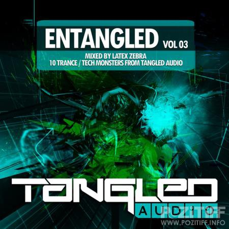 EnTangled, Vol 01: Mixed By Cory Goldsmith (2018)