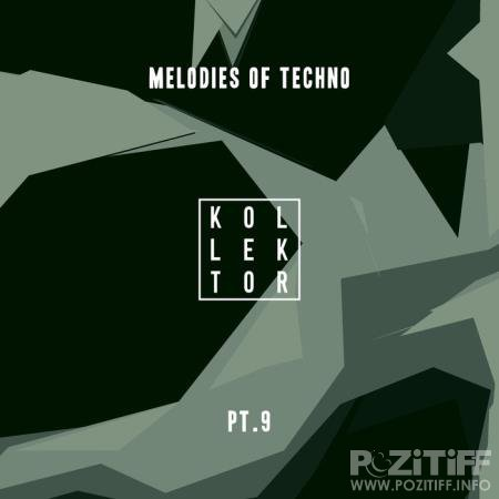 Melodies of Techno, Part. 9 (2020)