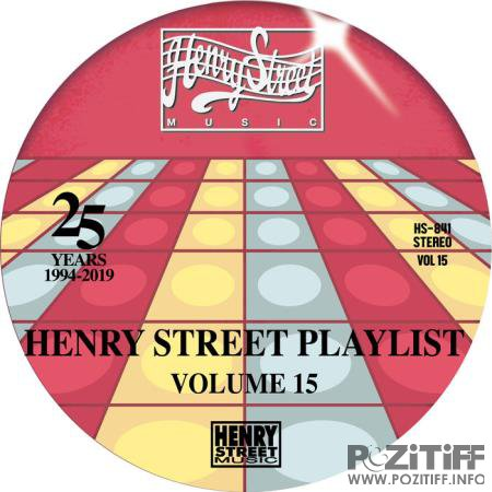 Henry Street Music The Playlist Vol 15 (2020)