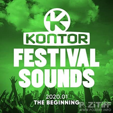 Kontor Festival Sounds 2020.01 - The Beginning (2020)