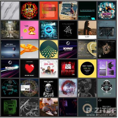 Beatport Music Releases Pack 1951 (2020)