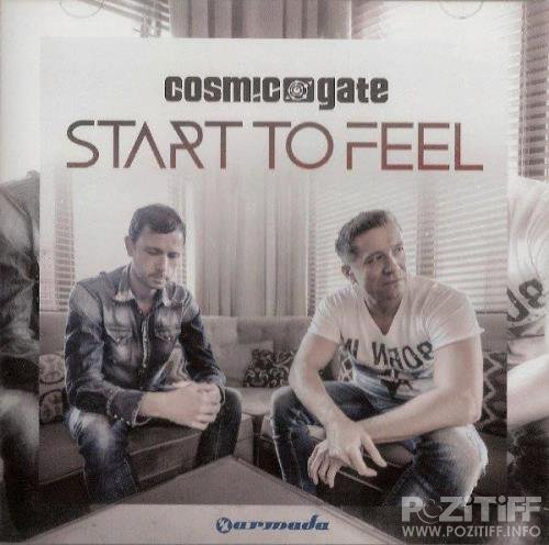 Cosmic Gate - Start To Feel [CD] (2014) FLAC