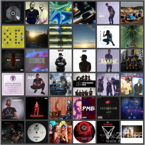 Electronic, Rap, Indie, R&B & Dance Music Collection Pack (2020-06-12)