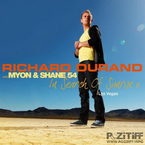 Richard Durand With Myon & Shane 54 ?- In Search Of Sunrise 11: Las Vegas [3CD] (2013) FLAC