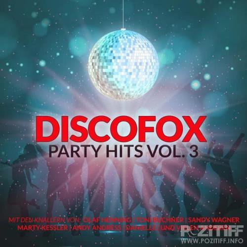 Treasure Records - Discofox Party Hits, Vol. 3 (2020)