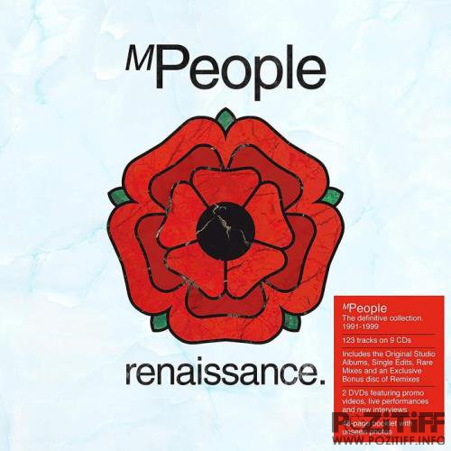 M People - Renaissance [9CD] (2020) FLAC